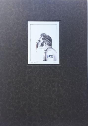 Jan FABRE - Print-Multiple - Sex