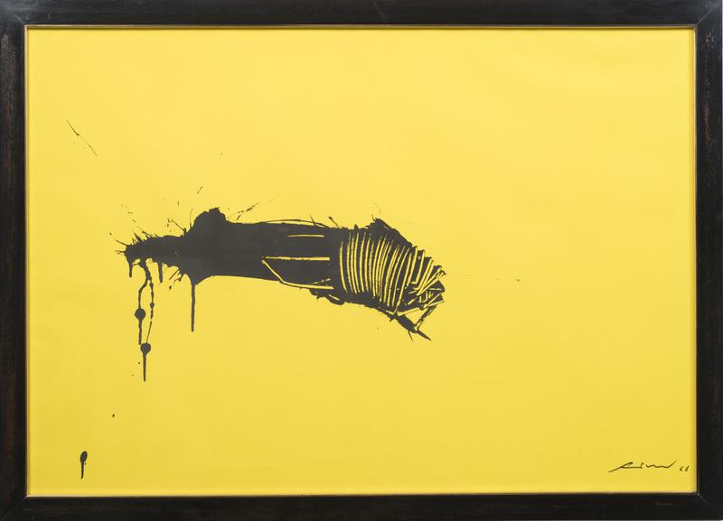 Emilio SCANAVINO - Peinture