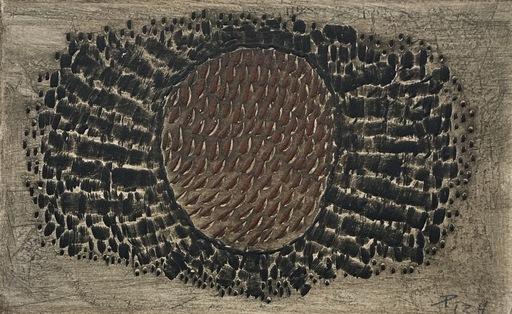 Arthur Luiz PIZA - Disegno Acquarello - untitled