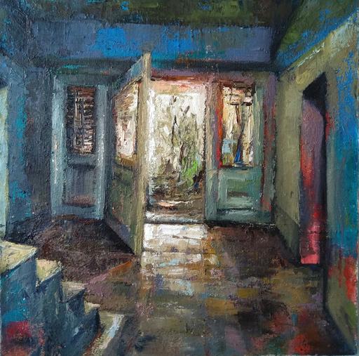 Ohanyan KAMSAR - Pittura - Room For Light