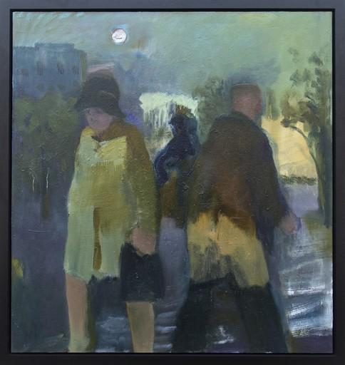 Jennifer HORNYAK - Peinture - Promenade I