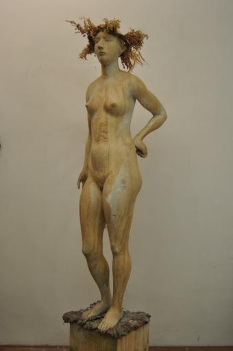 Viktor Ivanovich KORNEEV - Skulptur Volumen - Flora