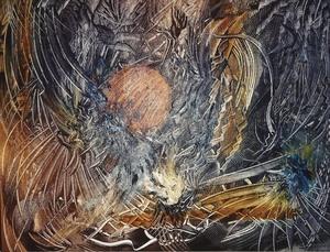 Didier ANGELS - Pintura - ateroide