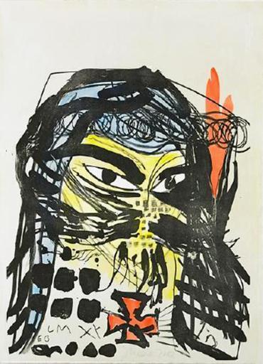 Jonathan MEESE - Estampe-Multiple - Untitled