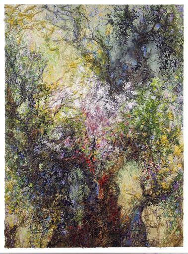 Charbel SAMUEL AOUN - Pintura - One year of my life