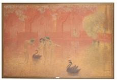 Lucien LÉVY-DHURMER - Pintura - Fantasmagorie