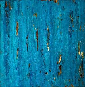Ulie SCHWAB - Pintura - Mysterious Shimmer