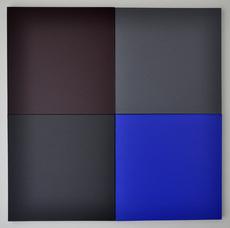 Aurélie NEMOURS - Painting - Polychromie