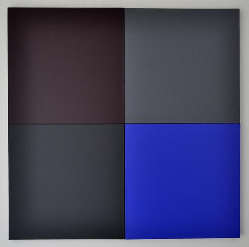 Aurélie NEMOURS - Pittura - Polychromie