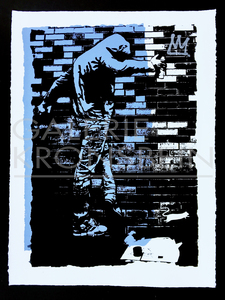 BLEK LE RAT - Stampa Multiplo - The King of Chicago