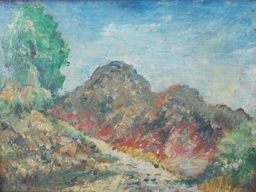 Isaac PAILES - Pintura - Paysage