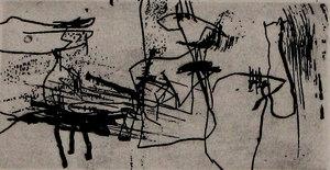 AFRO - Estampe-Multiple - Untitled