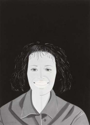 Alex KATZ - Print-Multiple - Lysa
