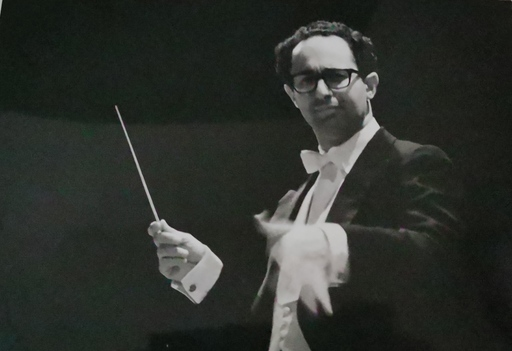 Jean-Pierre LELOIR - Photo - Claudio scimone