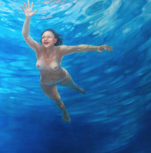 Hiromi SENGOKU - Painting - Cosmic medley