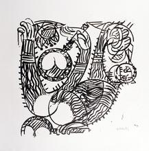 Helmut Andreas Paul GRIESHABER - Print-Multiple - Pornoaffe
