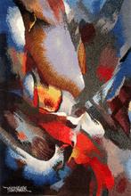 Leonardo M. NIERMAN - Tapestry