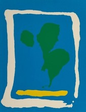 Helen FRANKENTHALER - Grabado - Air Frame