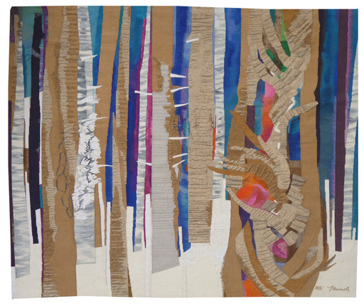 Yvette VINCENT ALLEAUME - Tapestry - Marly
