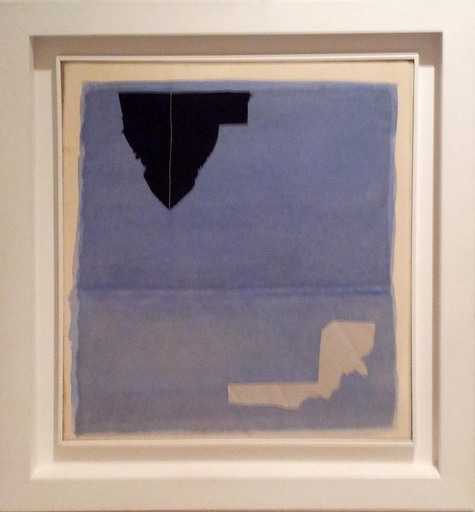 Giuseppe SANTOMASO - Painting - Riverberi 20