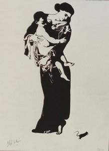 BLEK LE RAT - Stampa-Multiplo - LA MADONE