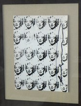 "Andy WARHOL (1928-1987) - ""25 Marilyns"""