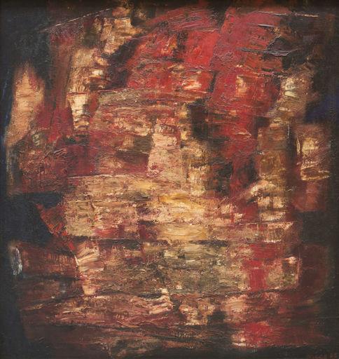 Jozef MEES - Gemälde - Compositie