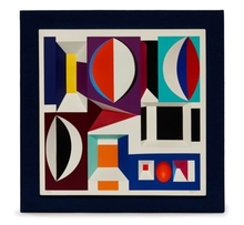 Yaacov AGAM (1928) - FORME - COULEURS - RELIEF