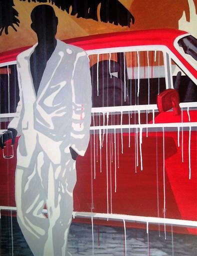 Maikel LINARES NUNEZ - Pintura - Untitled