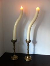 Elodie ANTOINE - Escultura - Cierges - candles