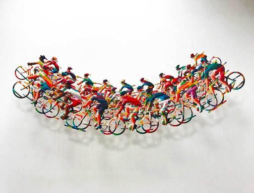 大衛•葛爾斯坦 - 雕塑 - Tour de Force B