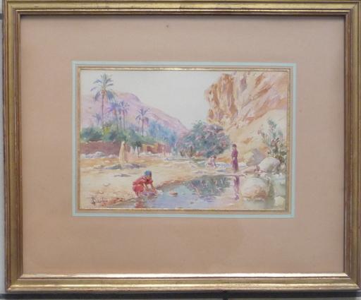 Alphonse BIRCK - Painting