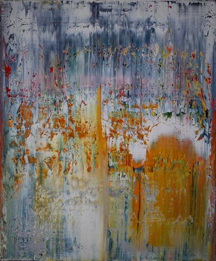 Harry James MOODY - Peinture - Grey Insights No.517