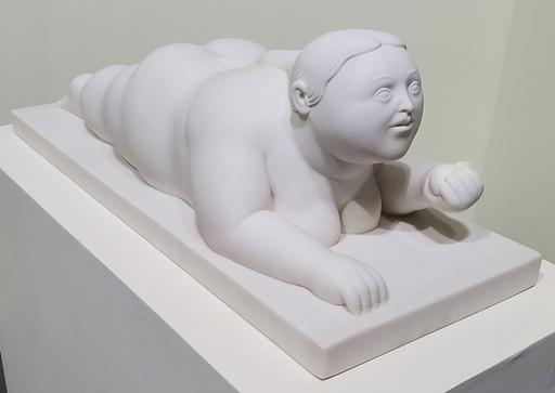 Fernando BOTERO - Escultura - Woman with Fruit