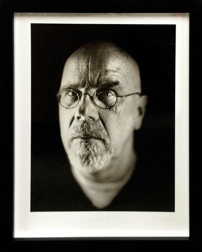 Chuck CLOSE - 照片 - SELF PORTRAIT 2