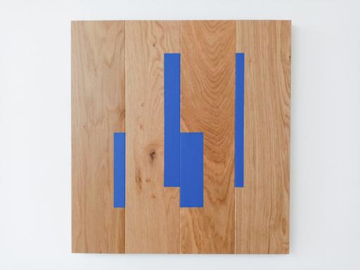 Pierre LABAT - 绘画 - Deux rectangles