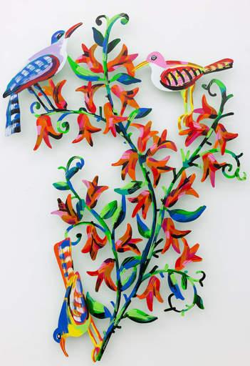David GERSTEIN - Escultura - Botanica VIII