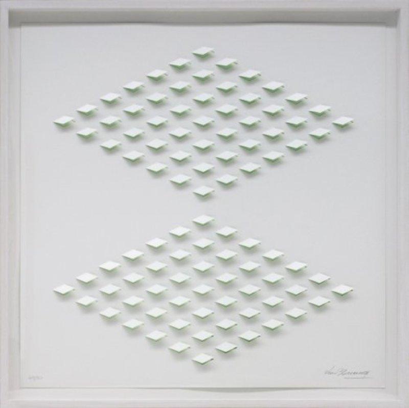 Luis TOMASELLO - Print-Multiple - S/T 2 - Verde