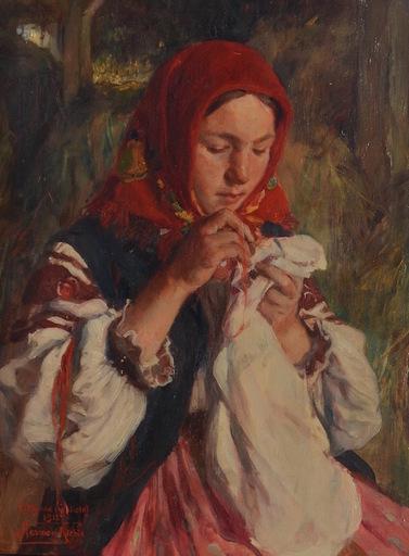 Herman Jean Joseph RICHIR - Pintura