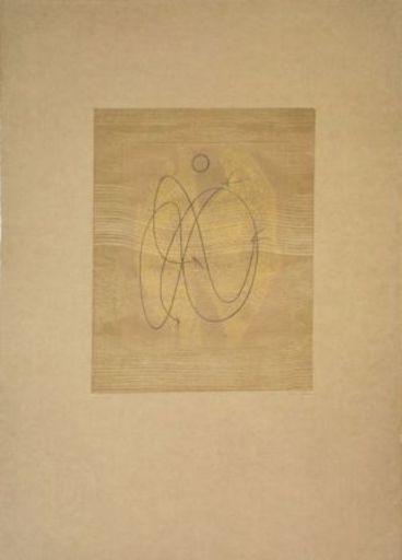 Max ERNST - Print-Multiple - Composition