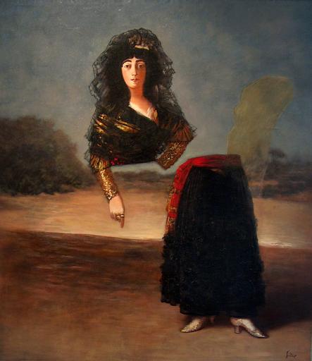 Franceska KIRKE - Gemälde - BODY AND THE SOUL