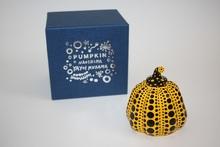 Yayoi KUSAMA (1929) - Pumpkin Object (Yellow & Black)
