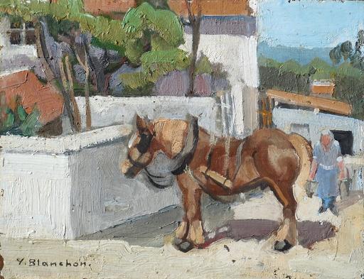 Yvonne-Sophie BLANCHON - Pittura