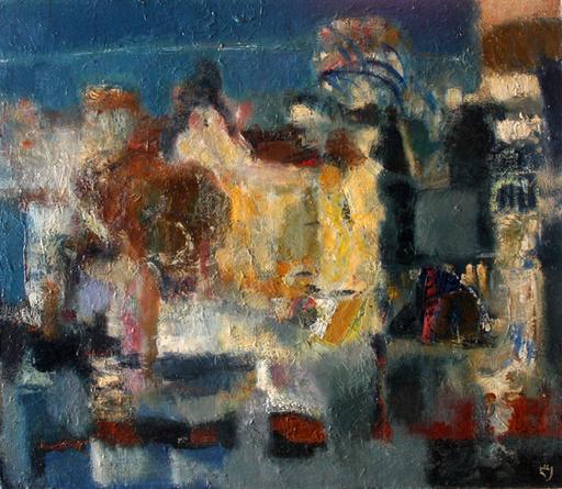 Levan URUSHADZE - Pintura - Composition # 92