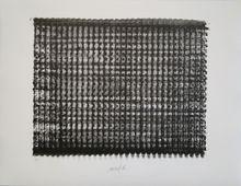 Heinz MACK - Grabado - Lithografie No 10