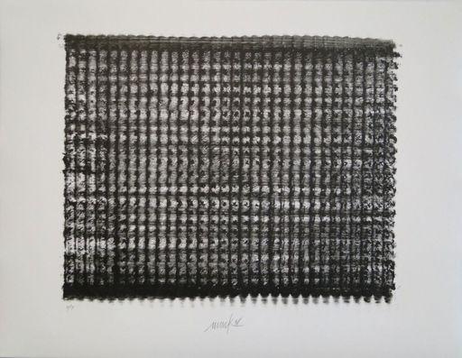 Heinz MACK - Druckgrafik-Multiple - Lithografie No 10