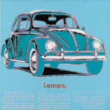 Andy WARHOL (1928-1987) - Volkswagen