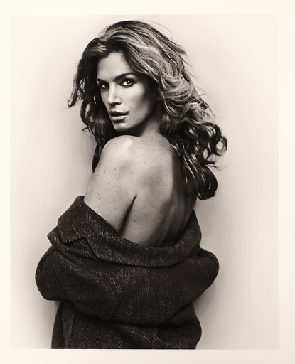 Vincent PETERS - Fotografia - Cindy Crawford