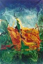 Mario SCHIFANO - Peinture - Vista
