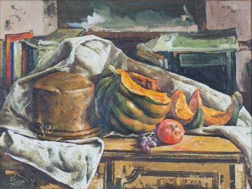 Nicola SAMORI - Peinture - Esercitazione II